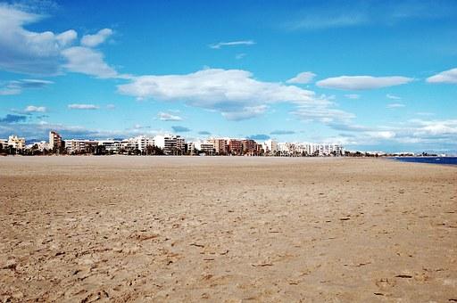 Strand Valencia | ValenciaGids.nl