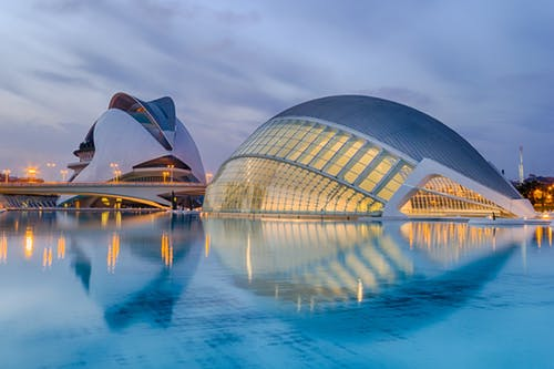 Stedentrip Valencia 2020